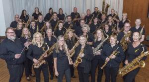 Weinachtskonzert Sax for Fun @ Gemarker Kirche